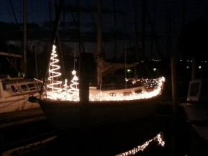 2013 Lighted Boat Parade